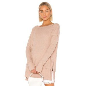 NWT FREE PEOPLE North Shore Thermal - STRETCHY!
